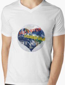 All I ever wanted Mens V-Neck T-Shirt
