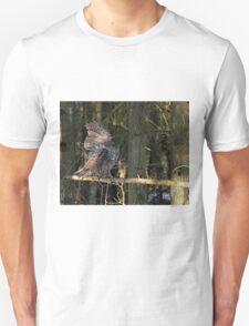 Tightrope walker Unisex T-Shirt