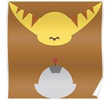 Ratchet & Clank - Minimal Design Poster