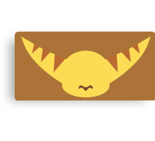 Ratchet & Clank -  Ratchet - Minimal Design Canvas Print