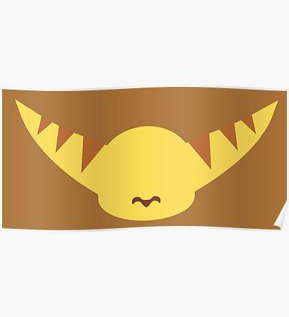 Ratchet & Clank -  Ratchet - Minimal Design Poster