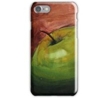 Green Apple iPhone Case/Skin