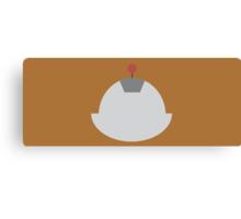 Ratchet & Clank -  Clank - Minimal Design Canvas Print