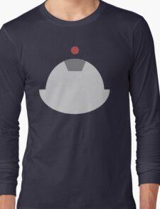 Ratchet & Clank -  Clank - Minimal Design Long Sleeve T-Shirt