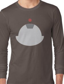 Ratchet & Clank -  Clank - Minimal Design Long Sleeve T-Shirt