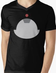 Ratchet & Clank -  Clank - Minimal Design Mens V-Neck T-Shirt