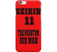 Seirin basketball iPhone Case/Skin
