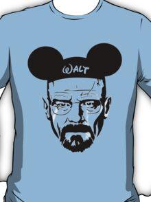 Walter Mouse   Breaking Bad Parody T-Shirt