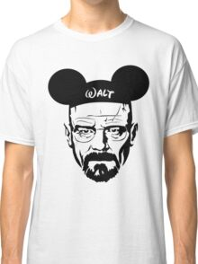 Walter Mouse | Breaking Bad Parody Classic T-Shirt