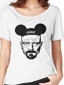 Walter Mouse | Breaking Bad Parody Women's Relaxed Fit T-Shirt