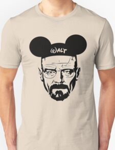 Walter Mouse | Breaking Bad Parody T-Shirt