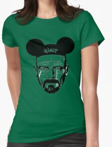 Walter Mouse | Breaking Bad Parody Womens Fitted T-Shirt