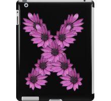 Alphabet X iPad Case/Skin