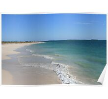 Jurien Bay, Western Australia Poster
