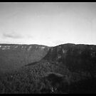 Mountains - Pinhole 4 by DavidAmosPhotography