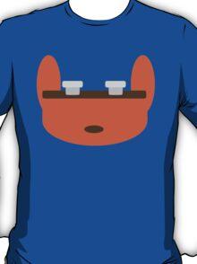 Jak & Daxter - Daxter - Minimal Design T-Shirt