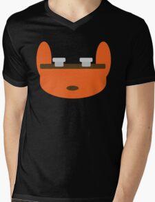 Jak & Daxter - Daxter - Minimal Design Mens V-Neck T-Shirt