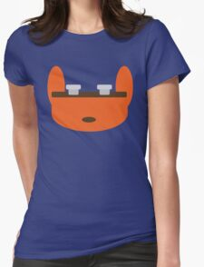 Jak & Daxter - Daxter - Minimal Design Womens Fitted T-Shirt