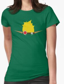 Jak & Daxter - Jak - Minimal Design Womens Fitted T-Shirt