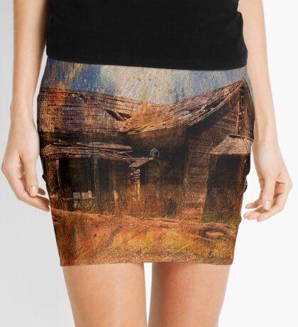 The Homestead Series:  Wildfire Mini Skirt