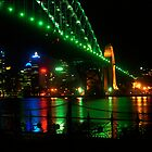 Sydney Harbour Bridge by William Murray