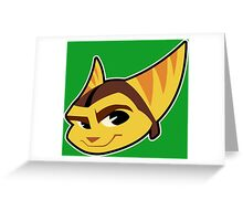 Ratchet & Clank -  Ratchet Greeting Card
