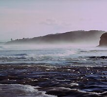 Ulladulla Coast, South Coast, New South Wales by Steve Fox
