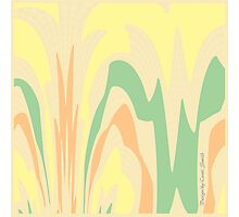 Spring Morning Abstract Photographic Print