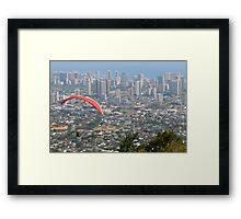 Honolulu Magic  Framed Print