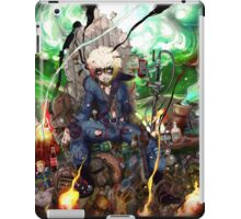The messiah of the Wasteland iPad Case/Skin