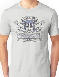Call Me Captain! Unisex T-Shirt