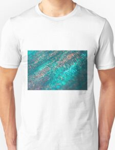 layers of color - six Unisex T-Shirt