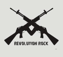 Revolution Rock Guns by artari