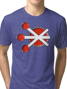 Firestorm Comic Logo Tri-blend T-Shirt