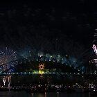 Fireworks 2009 (1) by Carol Ritchie