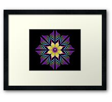 Iris Doesn't Live Here Anymore Framed Print