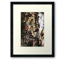 Echuca  Framed Print