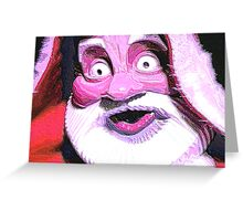 Santa..Doctor Style Greeting Card