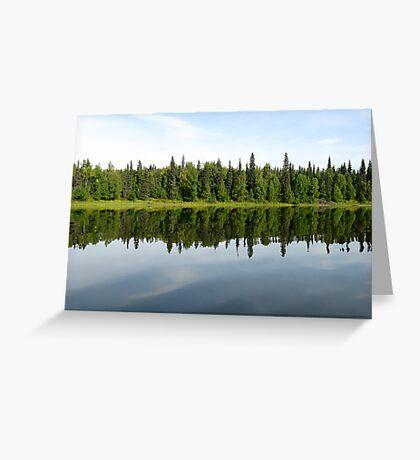 Mirror Greeting Card