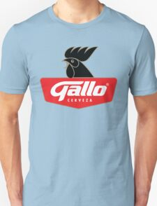 Gallo Cerveza - Best Beer In Guatemala Central America T-Shirt