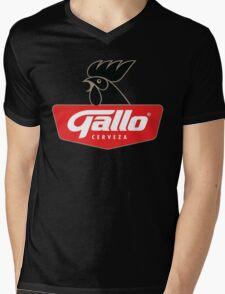 Gallo Cerveza - Best Beer In Guatemala Central America Mens V-Neck T-Shirt