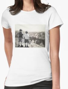 Back to the Wild Womens Fitted T-Shirt