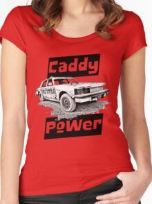 Caddy Power LT Women's Fitted Scoop T-Shirt