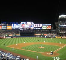 Yankee Stadium by Jacker