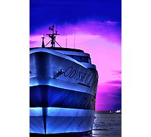 Odyssey Cruise Photographic Print