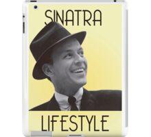 Sinatra Lifestyle iPad Case/Skin