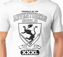 Xcrawl Adventurers Guild  Unisex T-Shirt