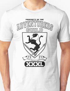 Xcrawl Adventurers Guild  T-Shirt