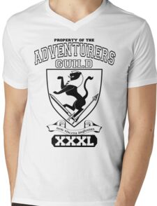 Xcrawl Adventurers Guild  Mens V-Neck T-Shirt