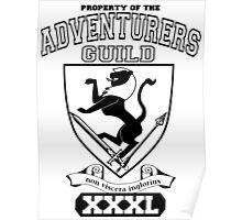 Xcrawl Adventurers Guild  Poster